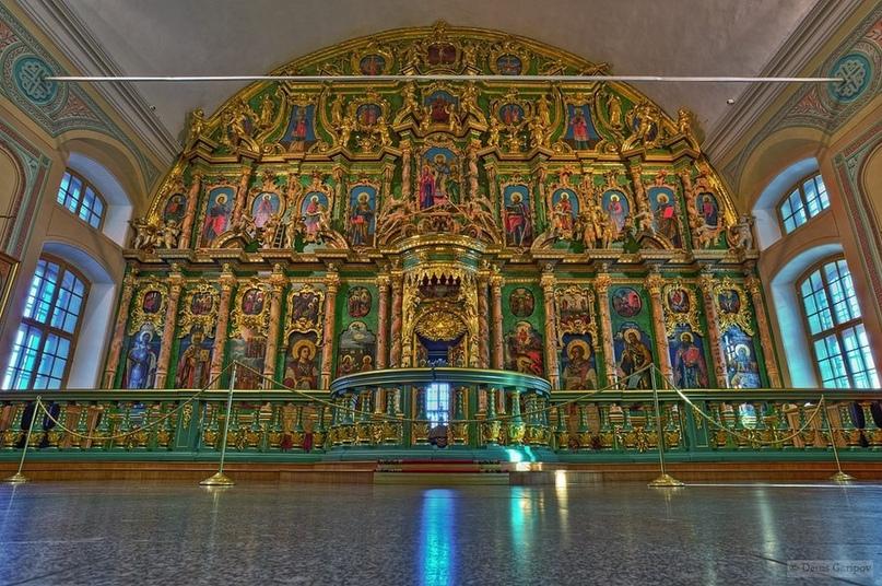 Музей-памятник «Сампсониевский собор» .