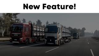 Truck Job Dispatcher - TruckersMP