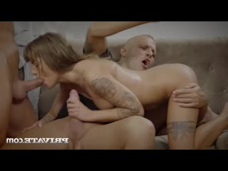 Silvia Dellai - Fucks The Police In DP Threesome [порно, трах, ебля,  секс, инцест, porn, Milf, home, шлюха, домашнее, sex