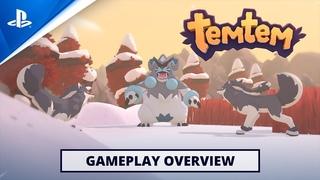 Temtem - Gameplay Overview | PS5