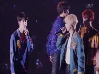 TBS: BTS WORLD TOUR LOVE YOURSELF - JAPAN EDITION#BKB