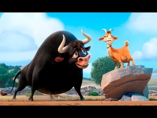 Olé, el viaje de Ferdinand (2017) HD [1080p] Películas Completas en Español Latino