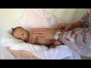 Силиконовая девочка Keeley от Thistleberry Babies