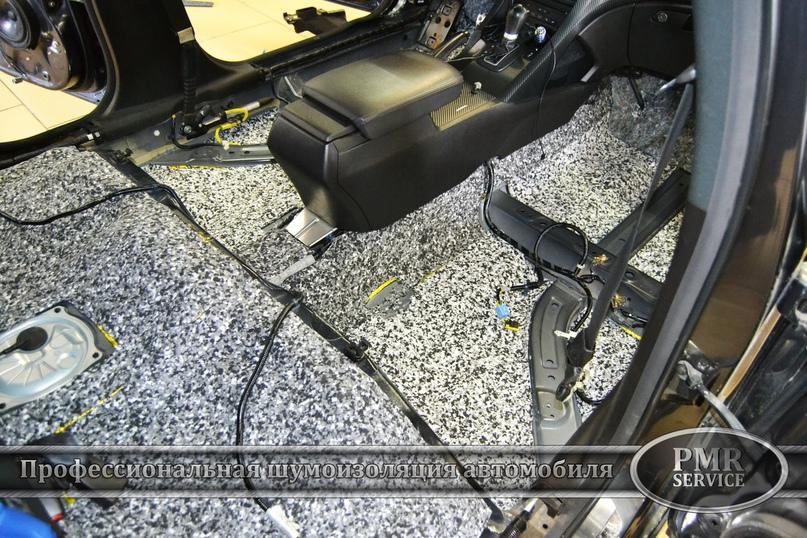Шумоизоляция Honda Accord, изображение №4