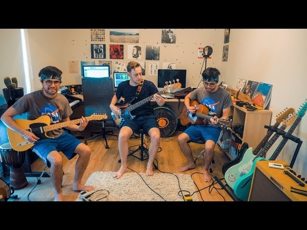 Lately (Cover by Carvel) - Red Hot Chili Peppers