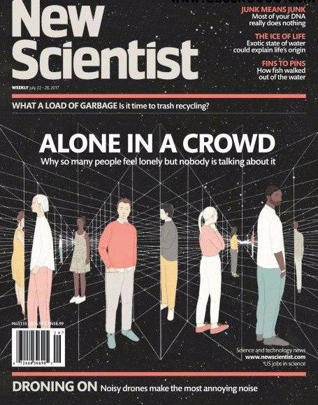 New Scientist July 2228 2017