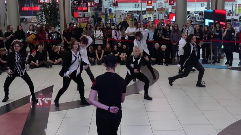 Dancing Phycho - iKON - l'm Ok - K-pop In public (StaRing Entertainment)