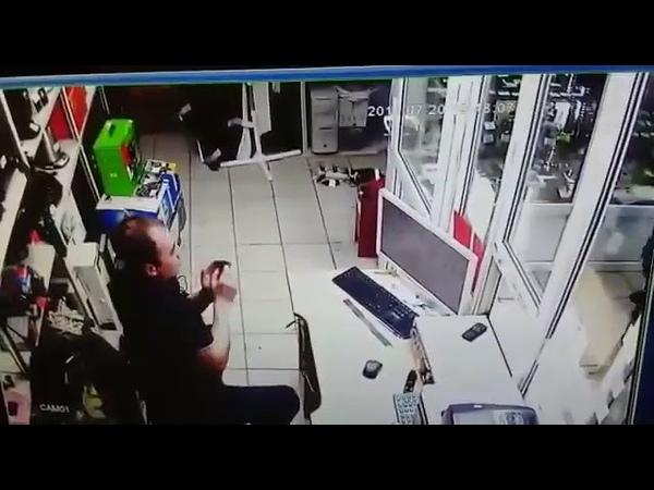 Ограбление ломбарда в Ульяновске
