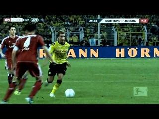 Mario Götze - Welcome to FC Bayern