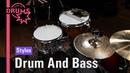 Drum Styles Drum 'n' Bass Home of Drums
