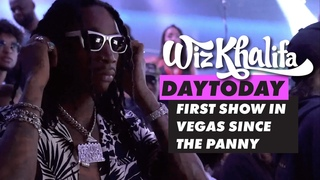 Wiz Khalifa - DayToday - First show in Vegas since the Panny