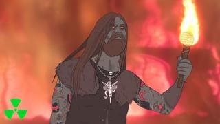 HJELVIK - Glory Of Hel (OFFICIAL MUSIC VIDEO) - Blackened/Viking/Heavy Metal (Norway)