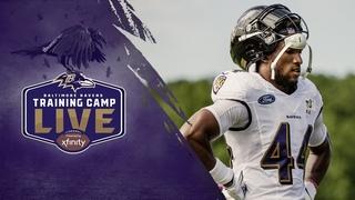 Ravens Training Camp LIVE  | Baltimore Ravens