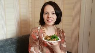 Самые вкусные кабачки быстрый рецепт на сковороде! Закуска из кабачков за 15 минут!
