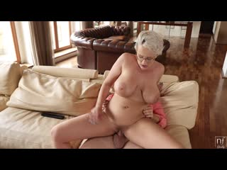 [NFBusty] Angel Wicky - Slip Into Something [2020, All Sex, Tits Job, Big Tits, Big Areolas, Blowjob]