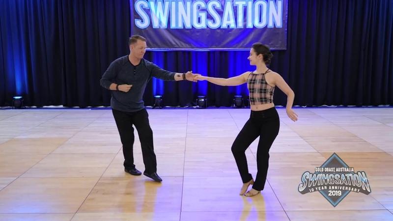 Swingsation 2019 Chuck Brown Maria Elizarova Lead Follow Performances