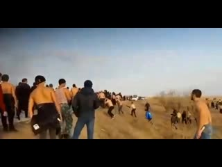 В Саратовской области  крупный межнациональный конфликт