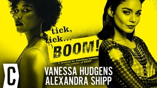 Vanessa Hudgens and Alexandra Shipp on Filming Lin-Manuel Miranda's 'Tick, Tick… BOOM!'