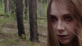 Nina of the woods ( David Lynch - Cold Wind Blowin )