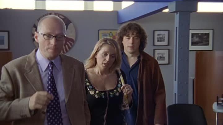 Джонатан Крик 2004 04x05 The Chequered Box Пестрая шкатулка