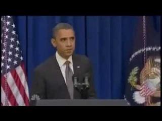 Барак Обама психанул