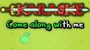 Island Song End Credits - Adventure Time Karaoke