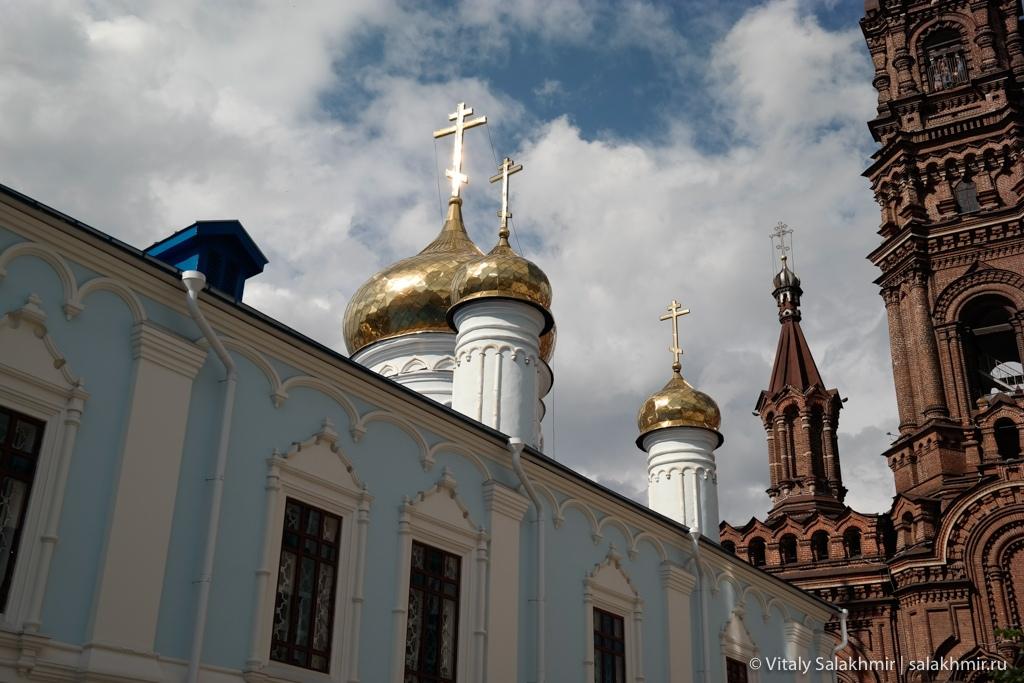 Богоявленская церковь, Казань 2020