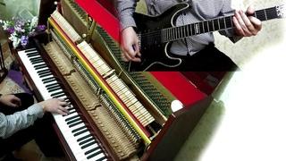 Queen - Bohemian Rhapsody (Piano & Guitar Solo Cover)
