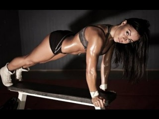 Female Fitness Motivation - You Get What You Work For!