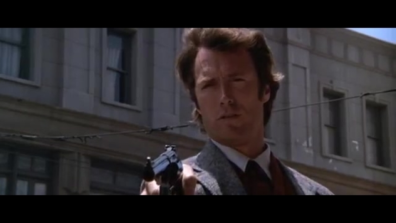 Dirty Harry - Do You ( I ) Feel Lucky Punk? Грязный Гарри - Повезёт ли мне? (1971)