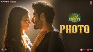 Luka Chuppi: Photo Song   Kartik Aaryan, Kriti Sanon   Karan S   Goldboy   Tanishk Bagchi   Nirmaan