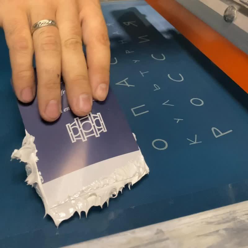 Печать футболок для бренда