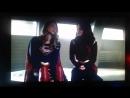 Кара и Алура говорят о Мон Эле