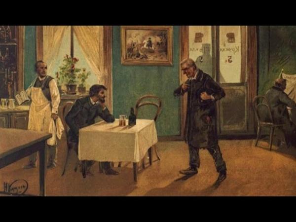 Ф М Достоевский Преступление и наказание Аудиокнига
