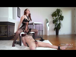 Maya Kendrick - Queening Supremacy [Femdom, Pussy Licking, FaceSitting, Ass Licking, Rimming, Pussy Worship, Stockings Chastity]