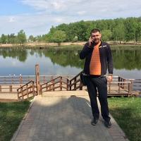 Фотография страницы Константина Савельева ВКонтакте