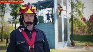 Лучший расчёт при проведении спасательных работ на высоте