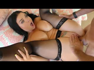 Payton Preslee - Tattooed Bad Girl Payton Preslee Gets Stretched Out
