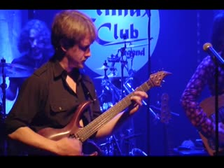 Franck Carducci Band - Tearing The Tour Apart-Live At Climax Club legend 20-21
