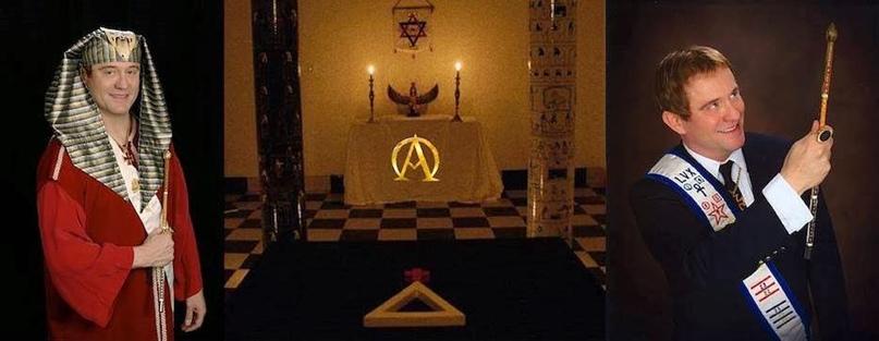 Магия ордена Золотая Заря