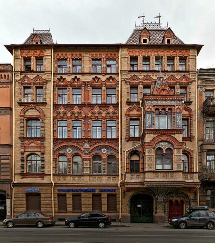 дом Никонова на Колокольной, №11.