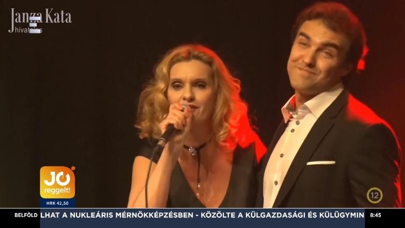 Hamarosan a Liliom premierje lesz az Operettszínházban - Janza Kata - ECHO TV