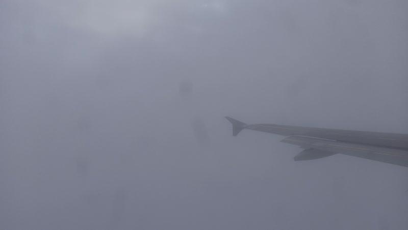 Ural Airlines Airbus A320 VQ BDM Архангельск Жуковский заход на посадку 2 22 октября 2020