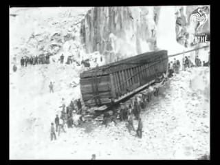 Roma Ieri Oggi   L'obelisco di Mussolini (1929)