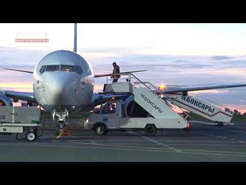В расписании чебоксарского аэропорта увеличилось число рейсов в Санкт Петербург