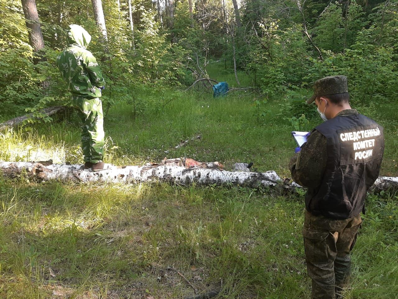 Охотник обнаружил тело пропавшей бабушки в лесу Звениговского района