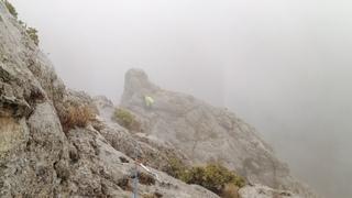 Гора Каланых Кая, Жучок 1Б. Крым 2021/Mount Kalanykh Kaya, Beetle 1B. Crimea 2021