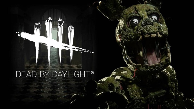 Fan-Made DBD Springtrap Chase Main Theme Concept