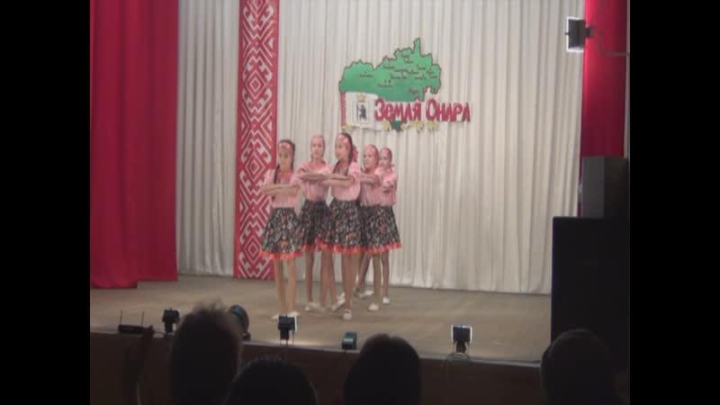 Танец Субботея исп танцевальный коллектив Задоринка