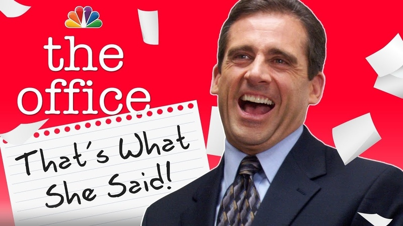 Every That's What She Said Ever - The Office